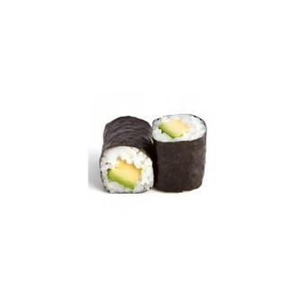 Maki avocat mayonnaise